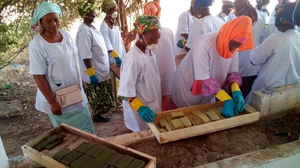 Hygieneprogramm für Schulen in der Region Kaolack im Senegal © Projektpartner / Kindermissionswerk